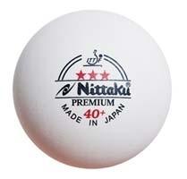 Nittaku Premium 40+ Cell Free x3