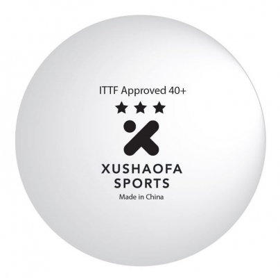 Xushaofa Seamless 3 Star Ball x12