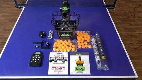 Newgy Robo Pong 1055