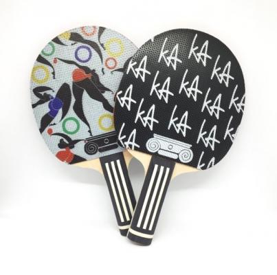 Art of Ping Pong Bat