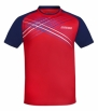 T-SHIRT AND SHORTS PACKAGE- RED - BLUE