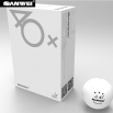 SANWEI 40+ 3 STAR SEAMLESS BALL X6